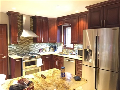 Kitchen in Hollis 