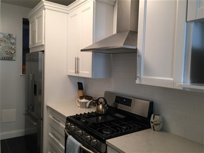 Kitchen in manhattan 